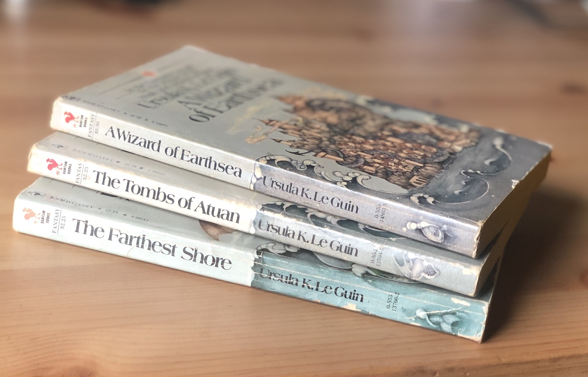 The Wizard of Earthsea Trilogy