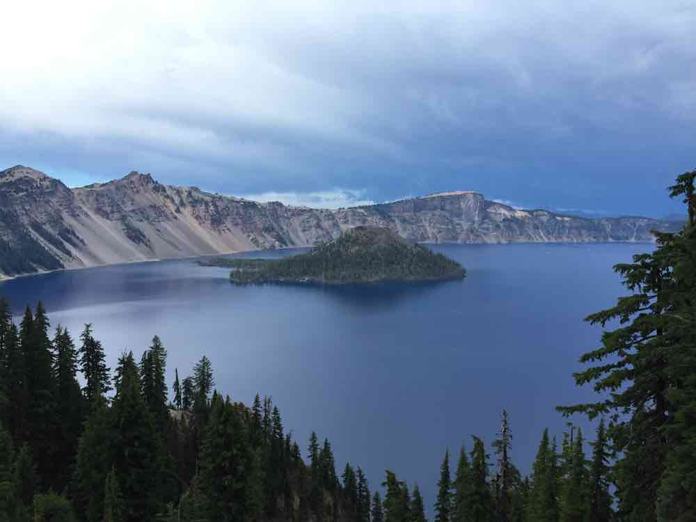 Crater Lake, again