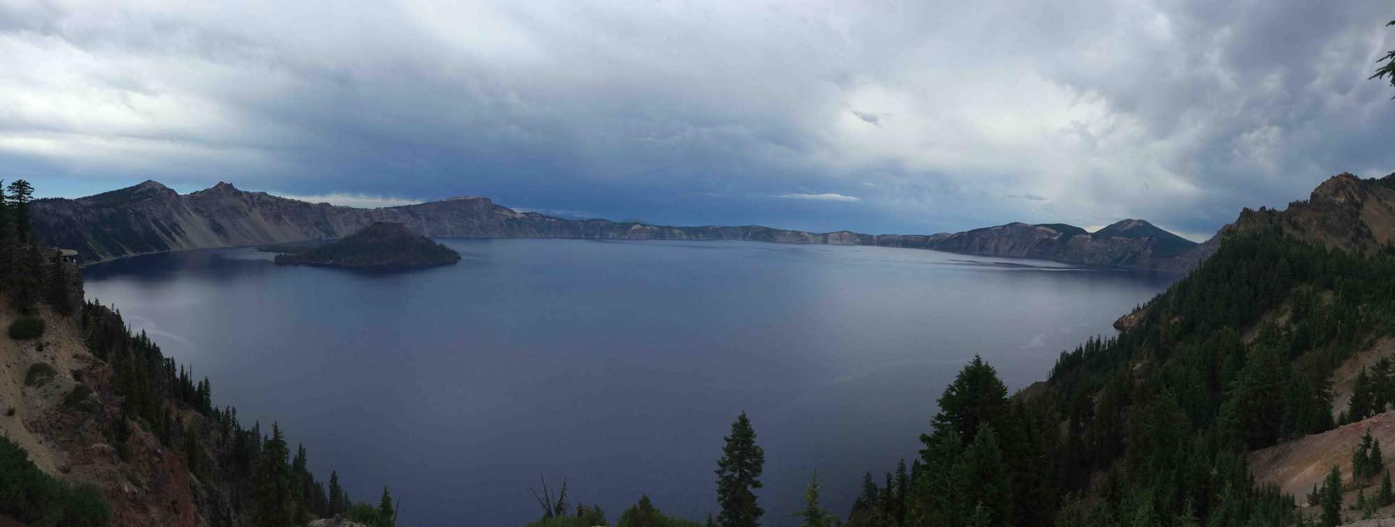 Crater Lake Hiking Tours
