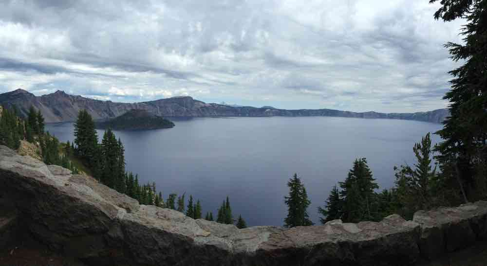 Crater Lake, again, again
